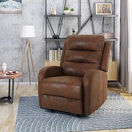 Amazon.com: Great Deal Furniture | Flora Classic Microfiber ...