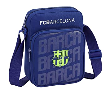 a2e59e38e31 FC Barcelona 611826672 2018 Bolso Bandolera 22 cm
