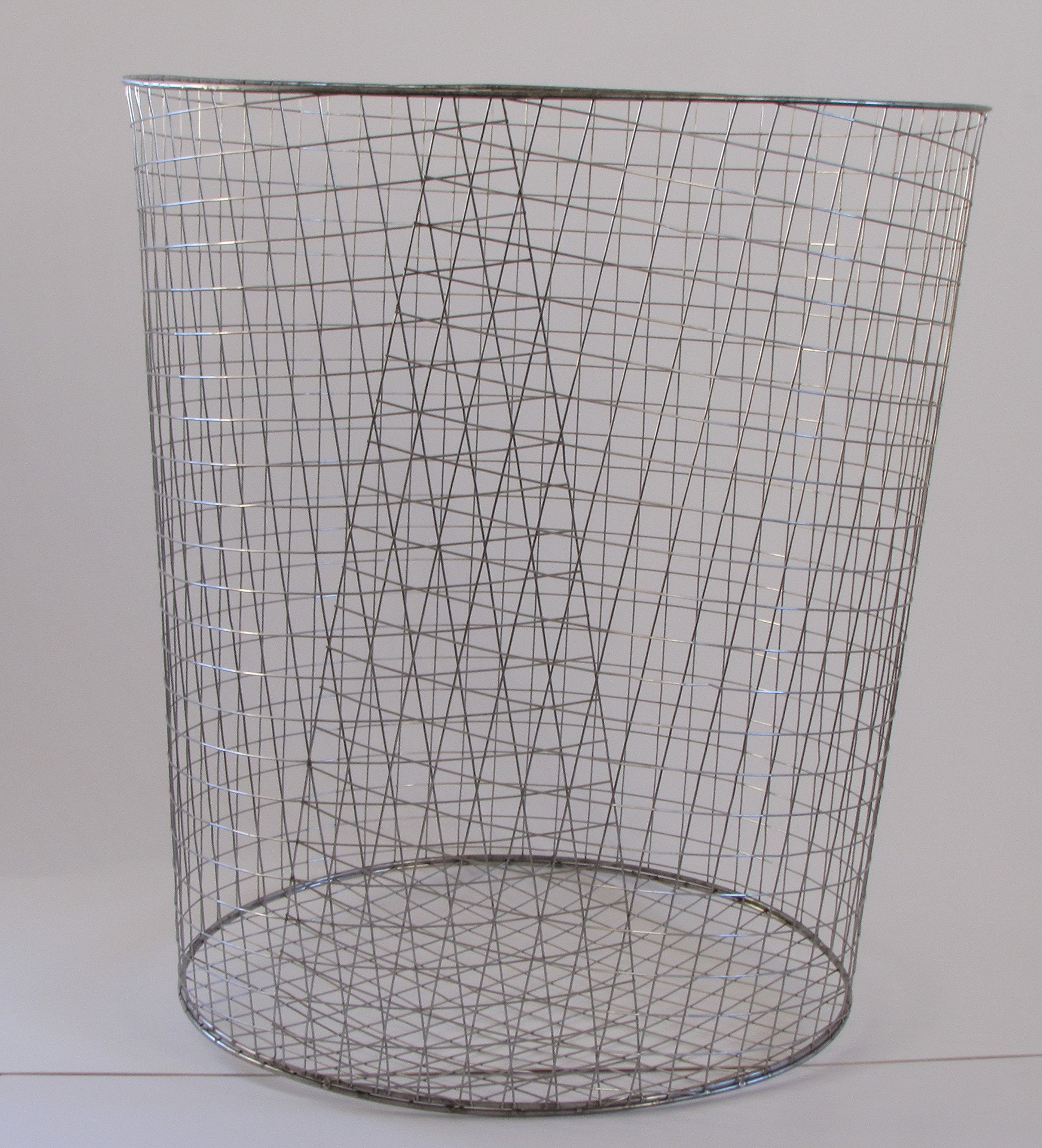 Gophers Limited Stainless Steel Wire Gopher / Mole Barrier Basket, 15 Gallon Size, 1 Case Quantity 6 Baskets