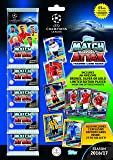 Topps 2016/17 Champions League Match Attax Multipack, Multi Color