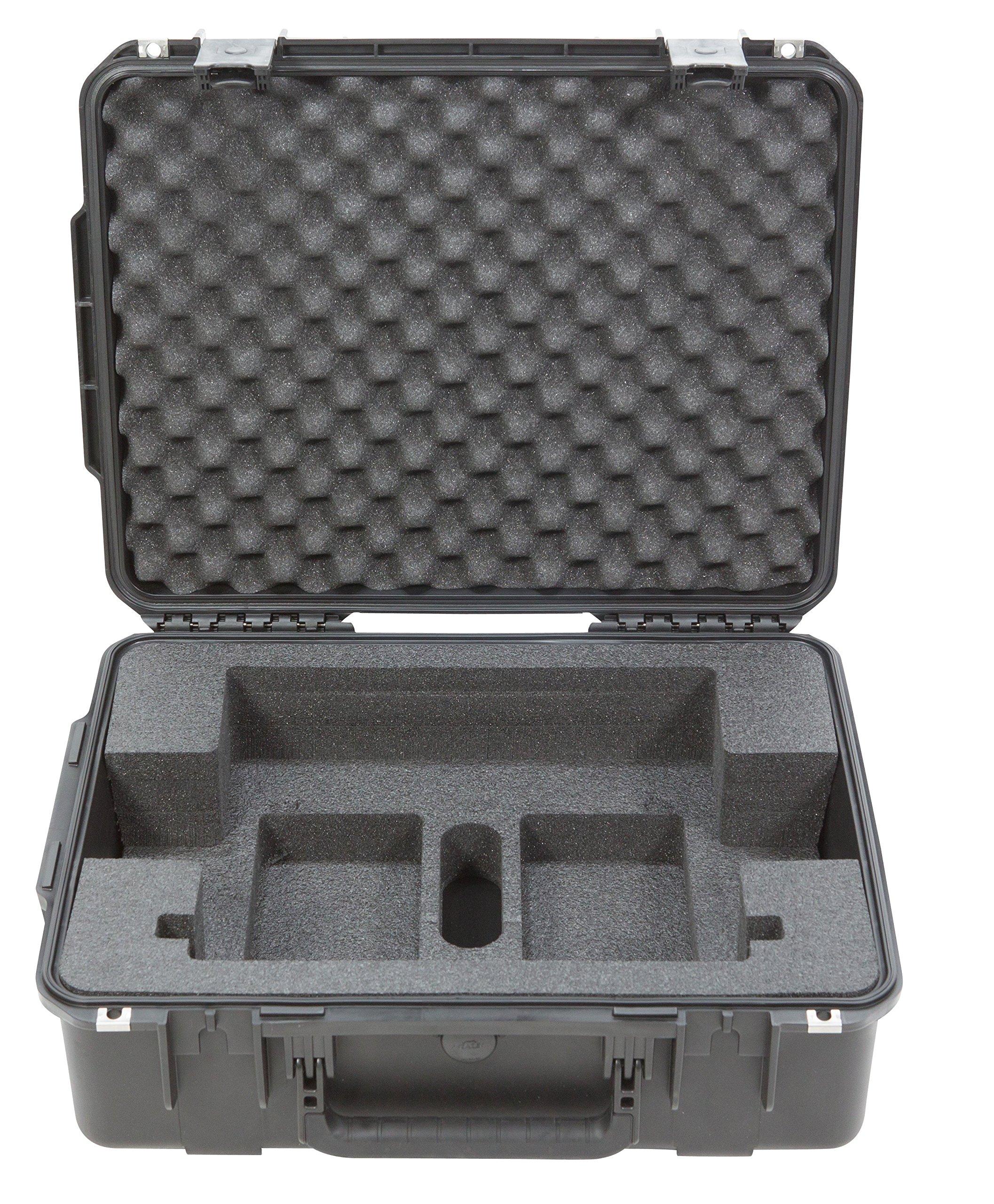 SKB 3i-2015-7DMP Injection Molded Case for Roland SPDSX