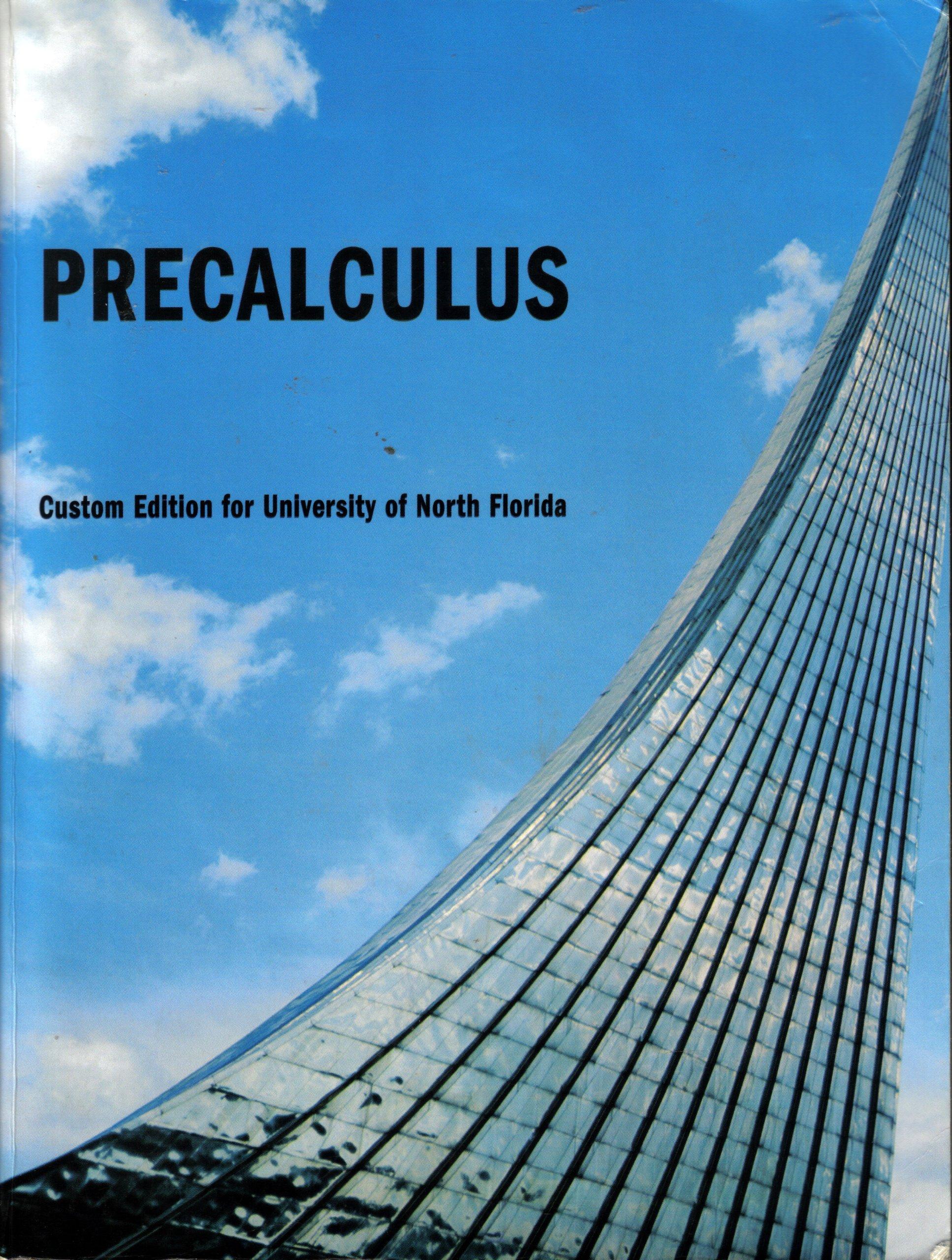PRECALCULUS (Taken from Algebra & Trigonometry, Eighth Edition by Michael Sullivan) pdf epub