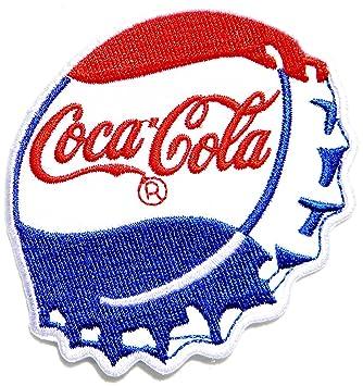 blue coke sign
