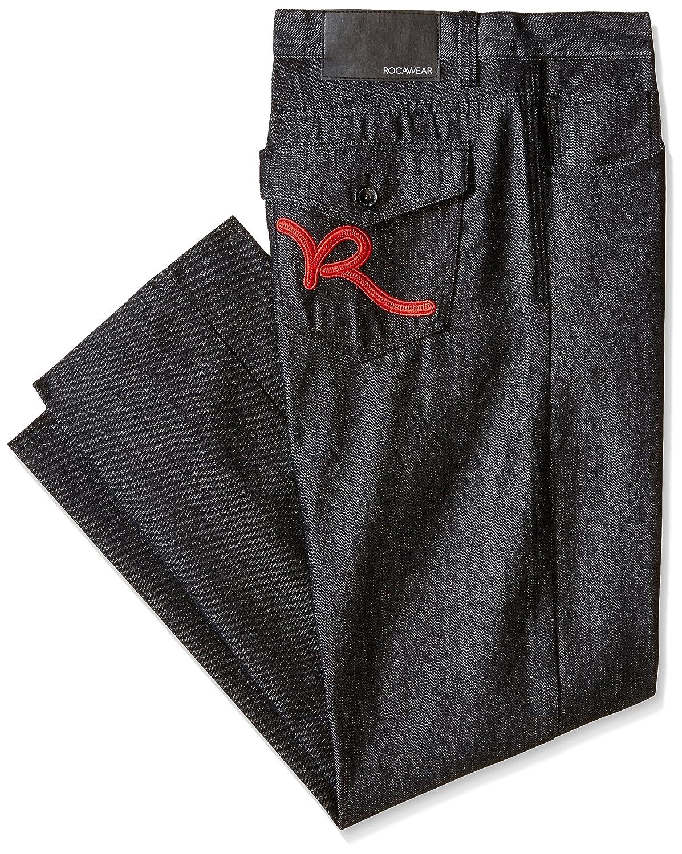 3fa39920d4cb8 Rocawear Men's Big and Tall R Flap Jean chic - jamiefranks.com