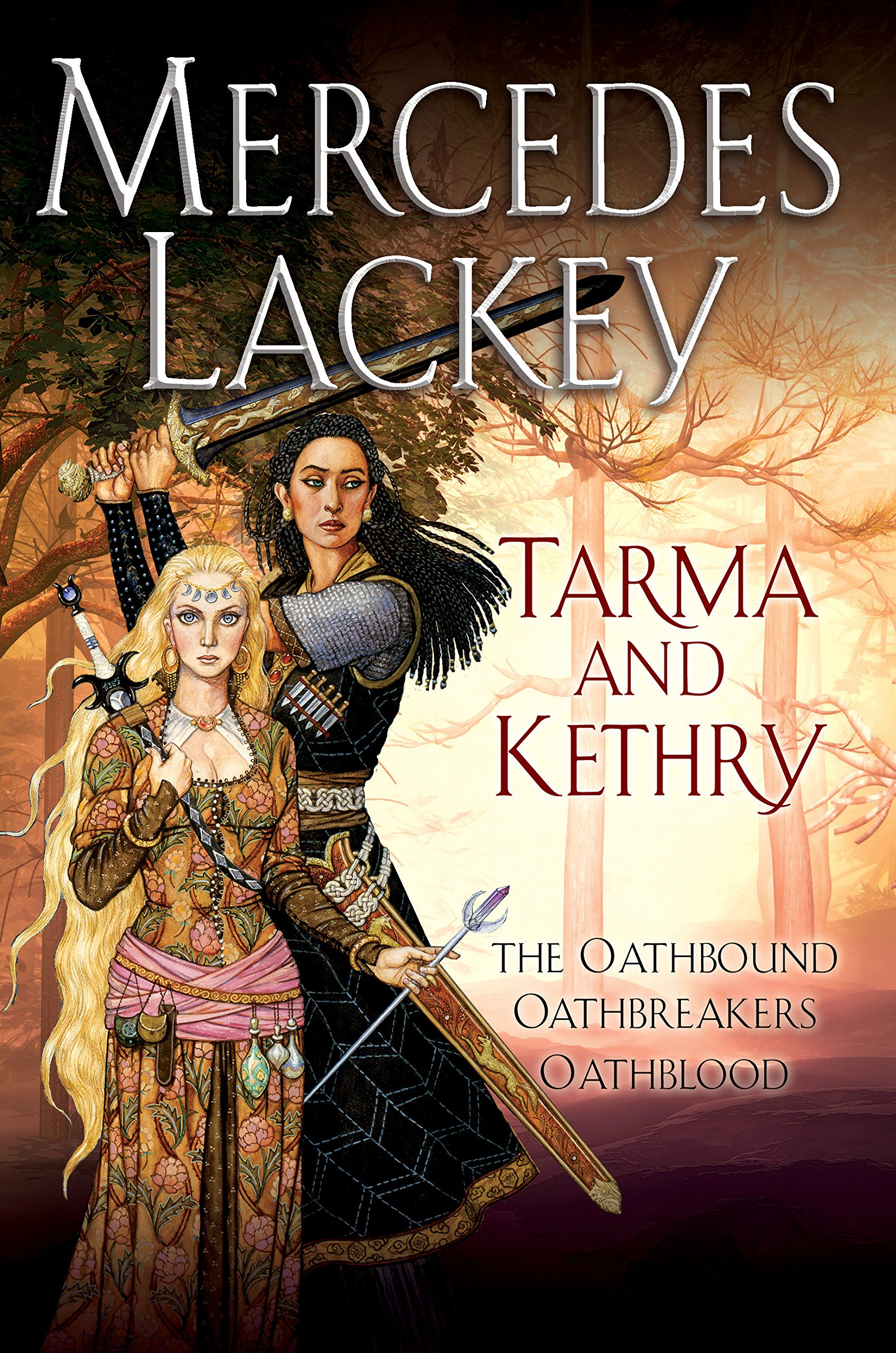 Tarma and Kethry (Vows and Honor): Mercedes Lackey: 9780756414436:  Amazon.com: Books