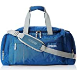 American Tourister Nylon 55 cms Blue Travel Duffle (40X (0) 01 008)