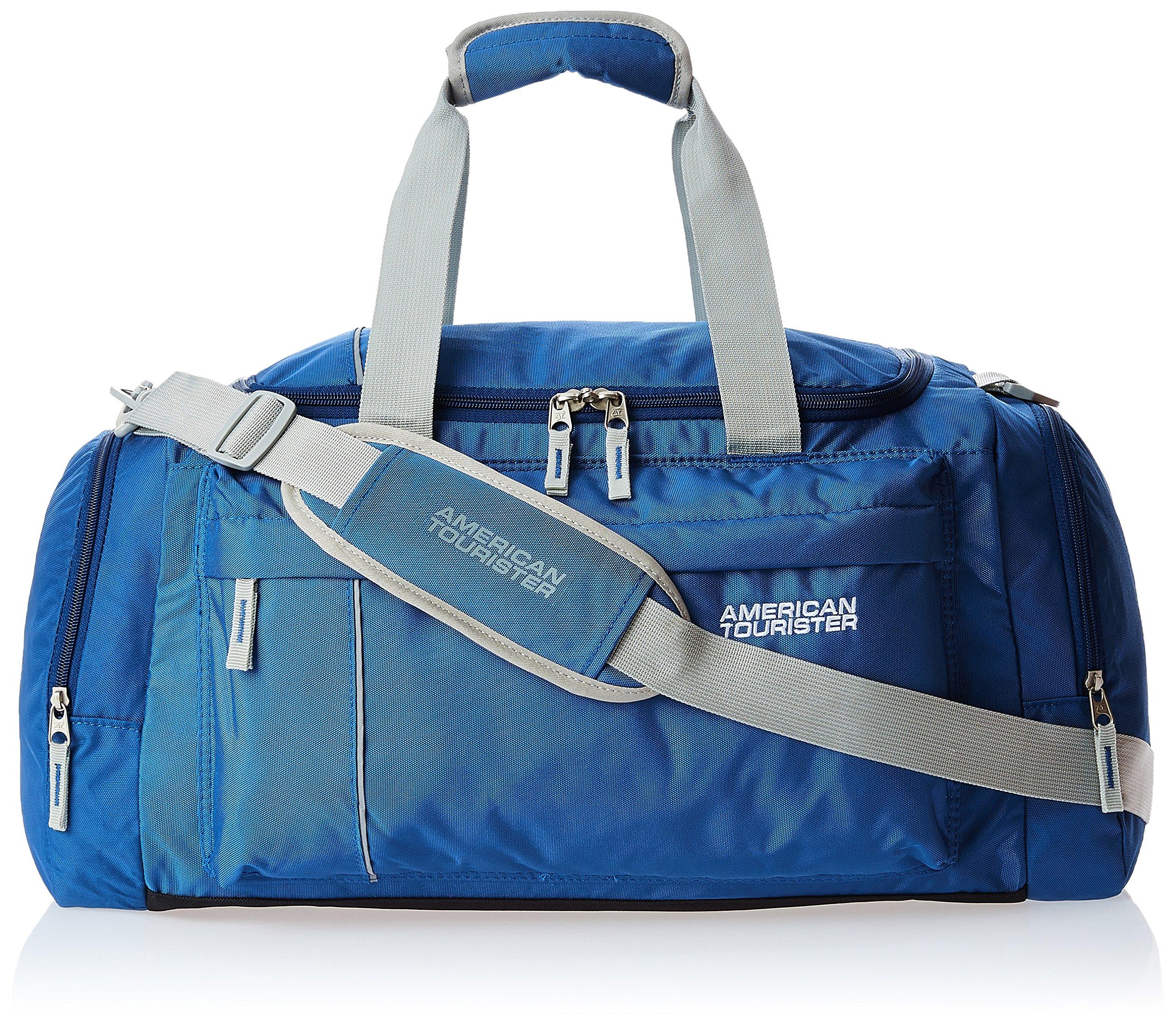 American Tourister Nylon 55 cms Blue Travel Duffle (40X (0) 01 008) product image