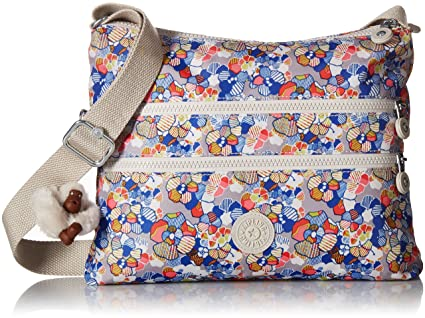 6c1aa3a927 Kipling Alvar Solid Crossbody Bag  Amazon.co.uk  Clothing