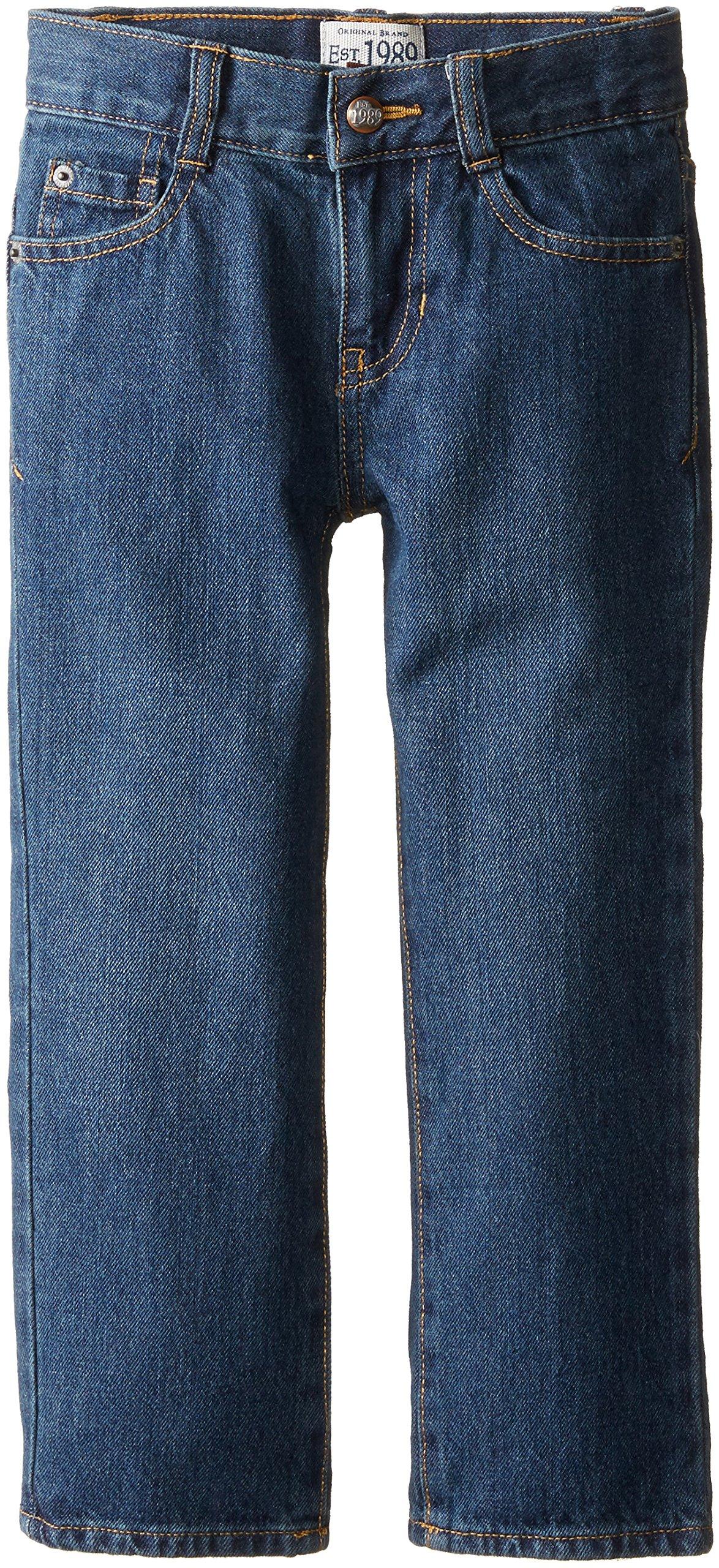 The Children's Place Little Boys' Straight Leg Jeans, Solstice, 4