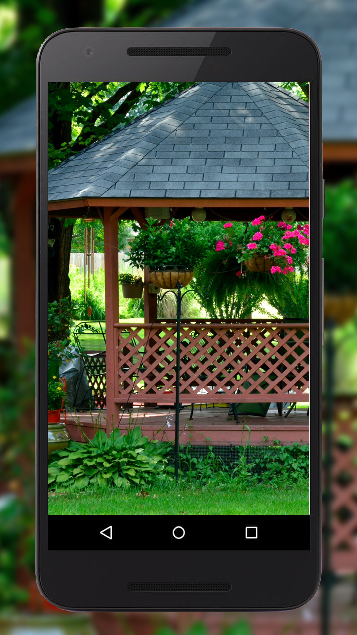 Gazebo ~ The Best Garden Gazebo: Amazon.es: Appstore para Android