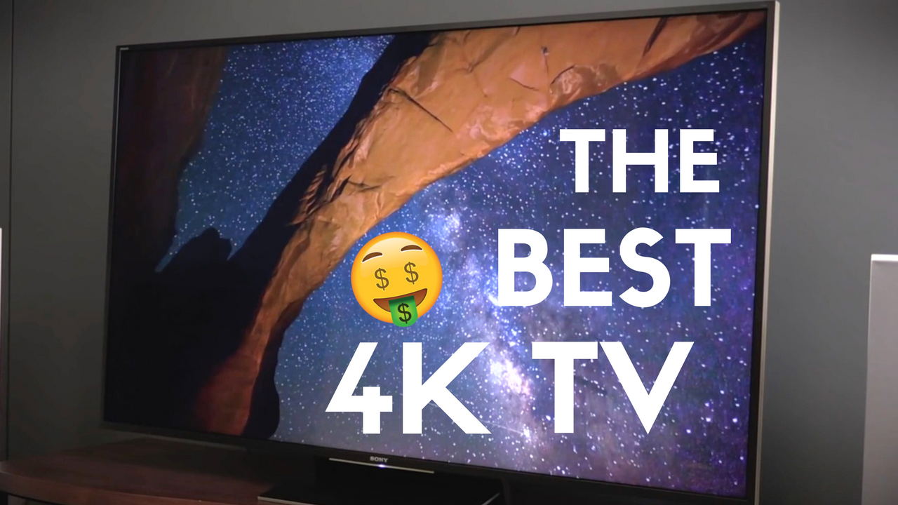 SONY Z9D REVIEW: Is a $9,000 4K HDR TV Worth It?