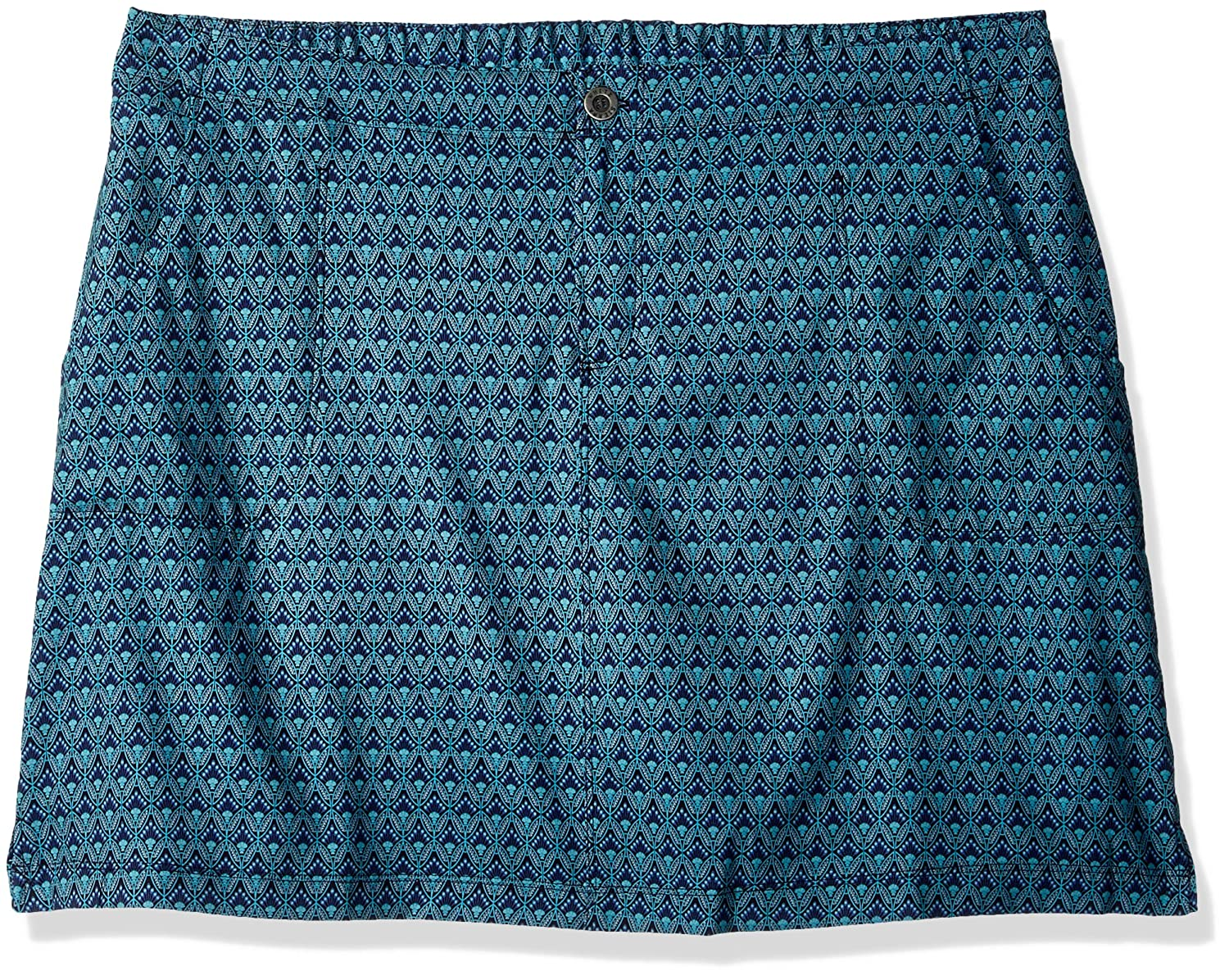 Lagoon XLarge White Sierra Women's West Loop Trail Skort