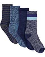 Kirkland Signature Womens Trail Sock Pack of 4 One Size