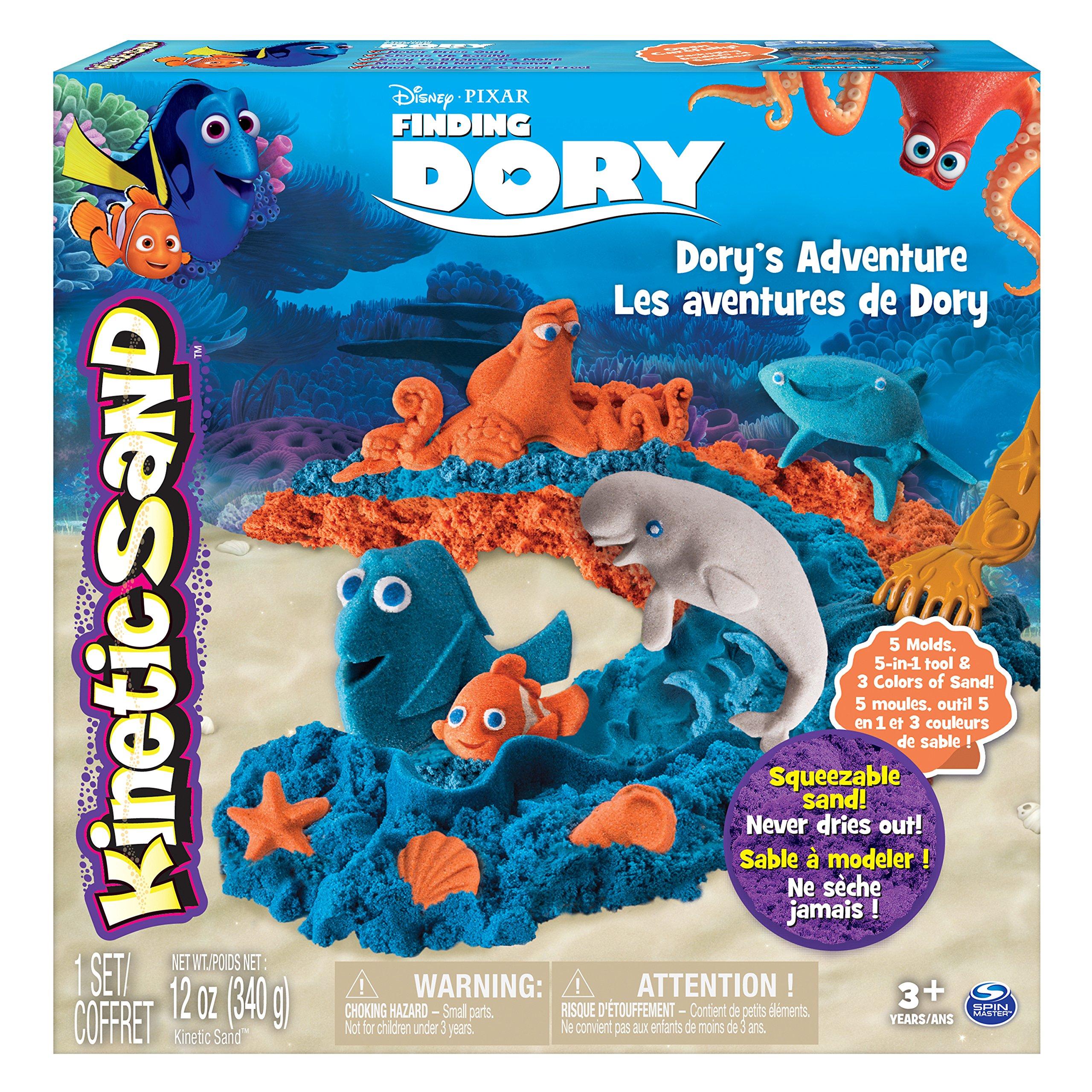 Kinetic Sand - Finding Dory - Dory's Adventure Sand Set