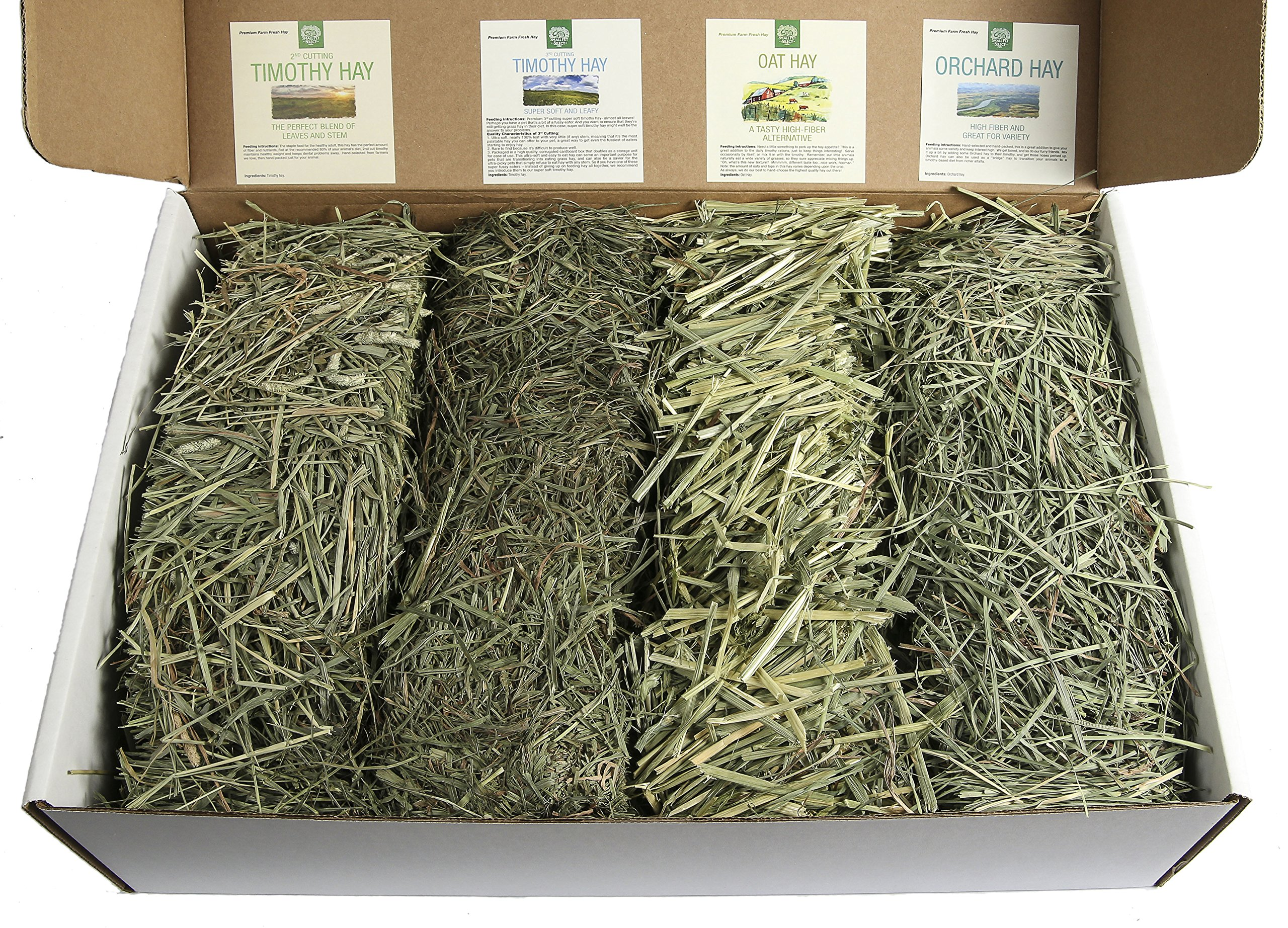Small Pet Select SMPLR-1 Pet Hay Select Sample Box, One Size