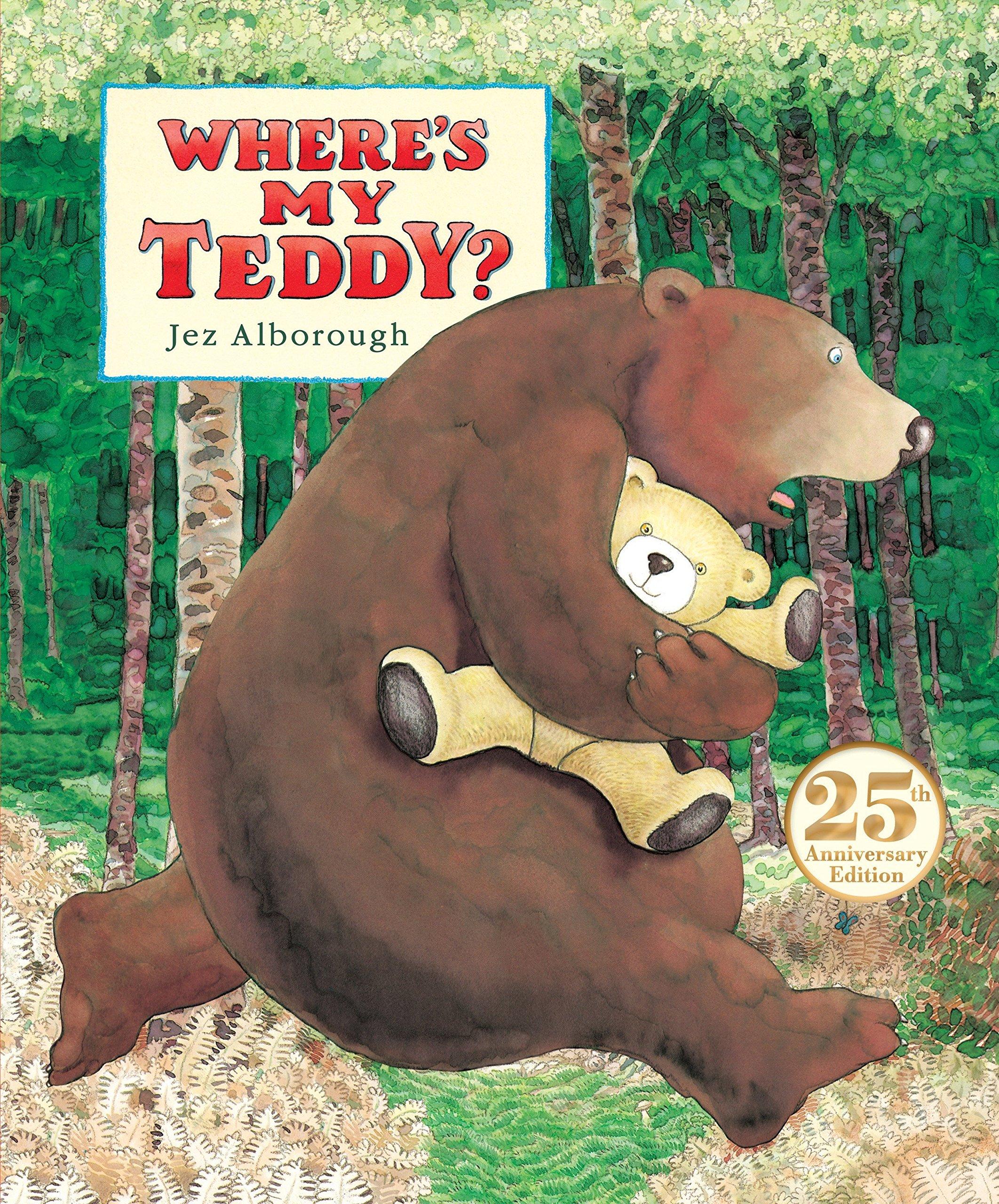 Where's My Teddy?: Amazon.co.uk: Alborough, Jez: 9780763698713: Books