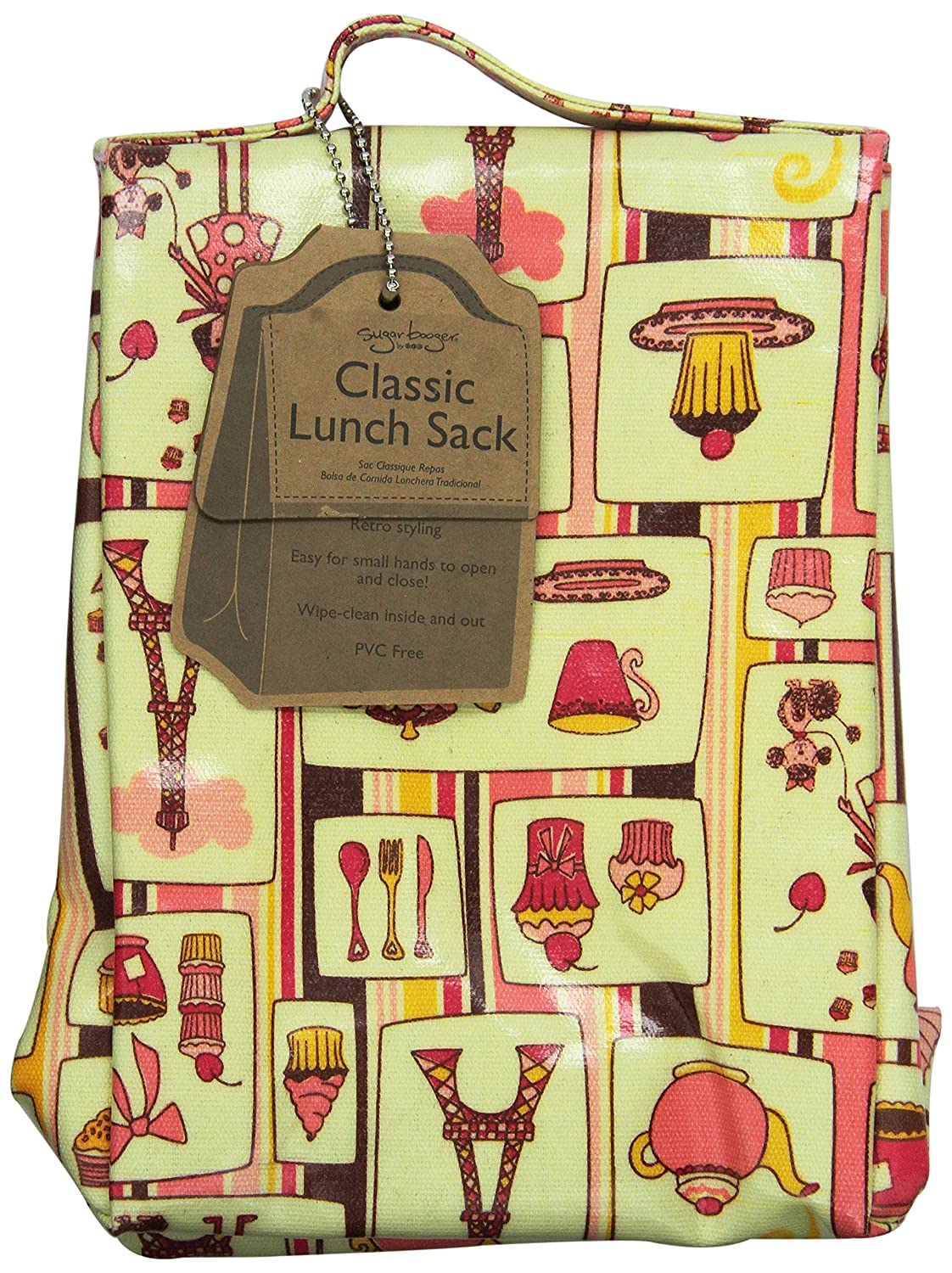 Sugarbooger Classic Lunch Sack, Cupcake