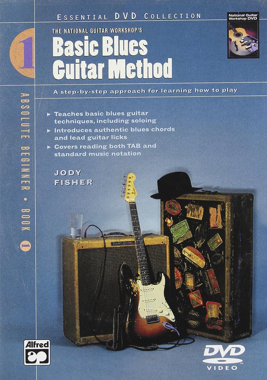 Amazon Basic Blues Guitar Method Vol 1 Drew Giorgi Movies Tv
