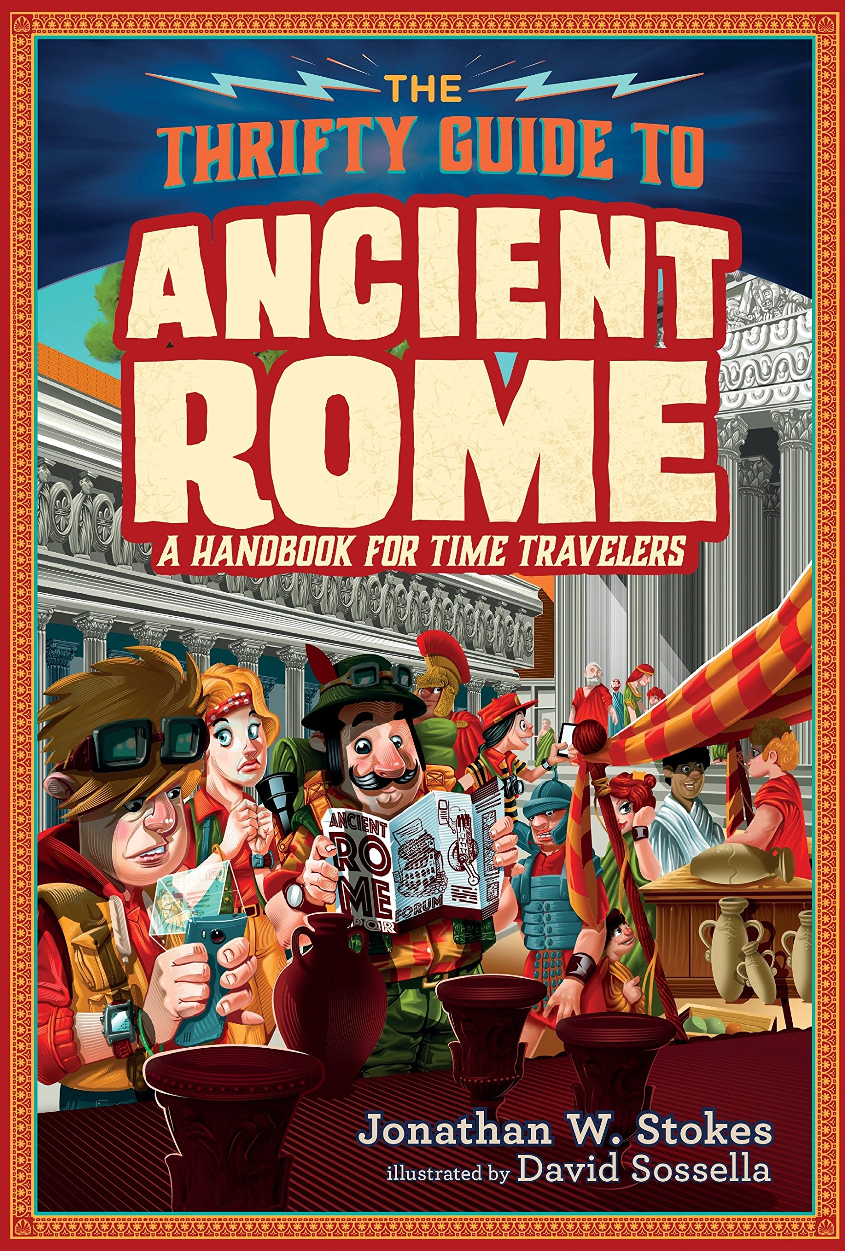 The Thrifty Guide to Ancient Rome (The Thrifty Guides) ebook