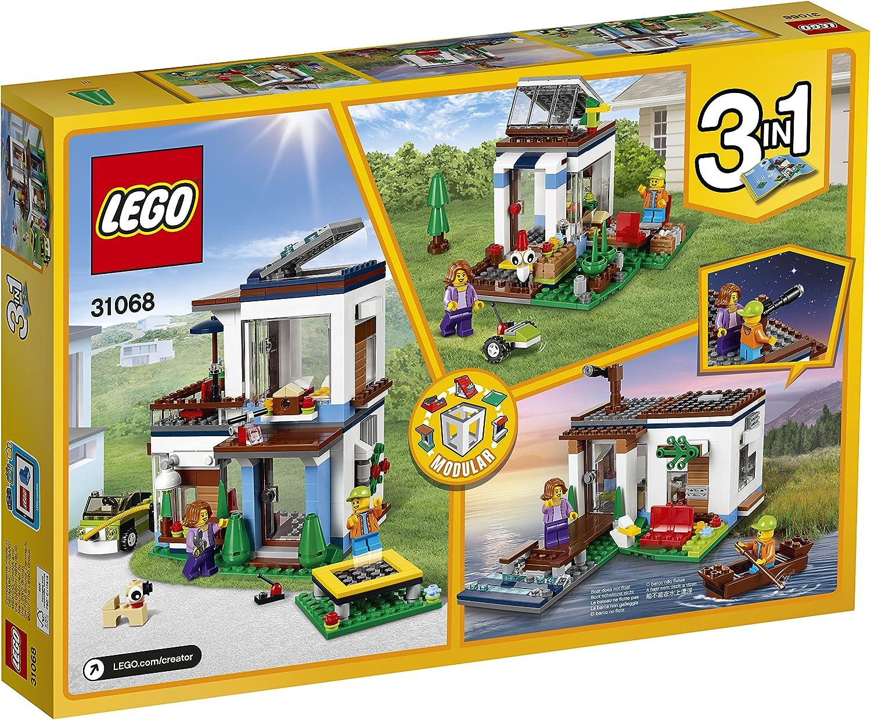 LEGO Creator - Modular Modern Home