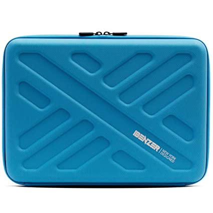 72ed2b8df9de iBenzer Bumptect Pro 13 Inch Shockproof & Water-Resistant EVA Hard Shell  Protective Sleeve Case Cover for 13.3 Laptop, MacBook Air, MacBook Pro, ...