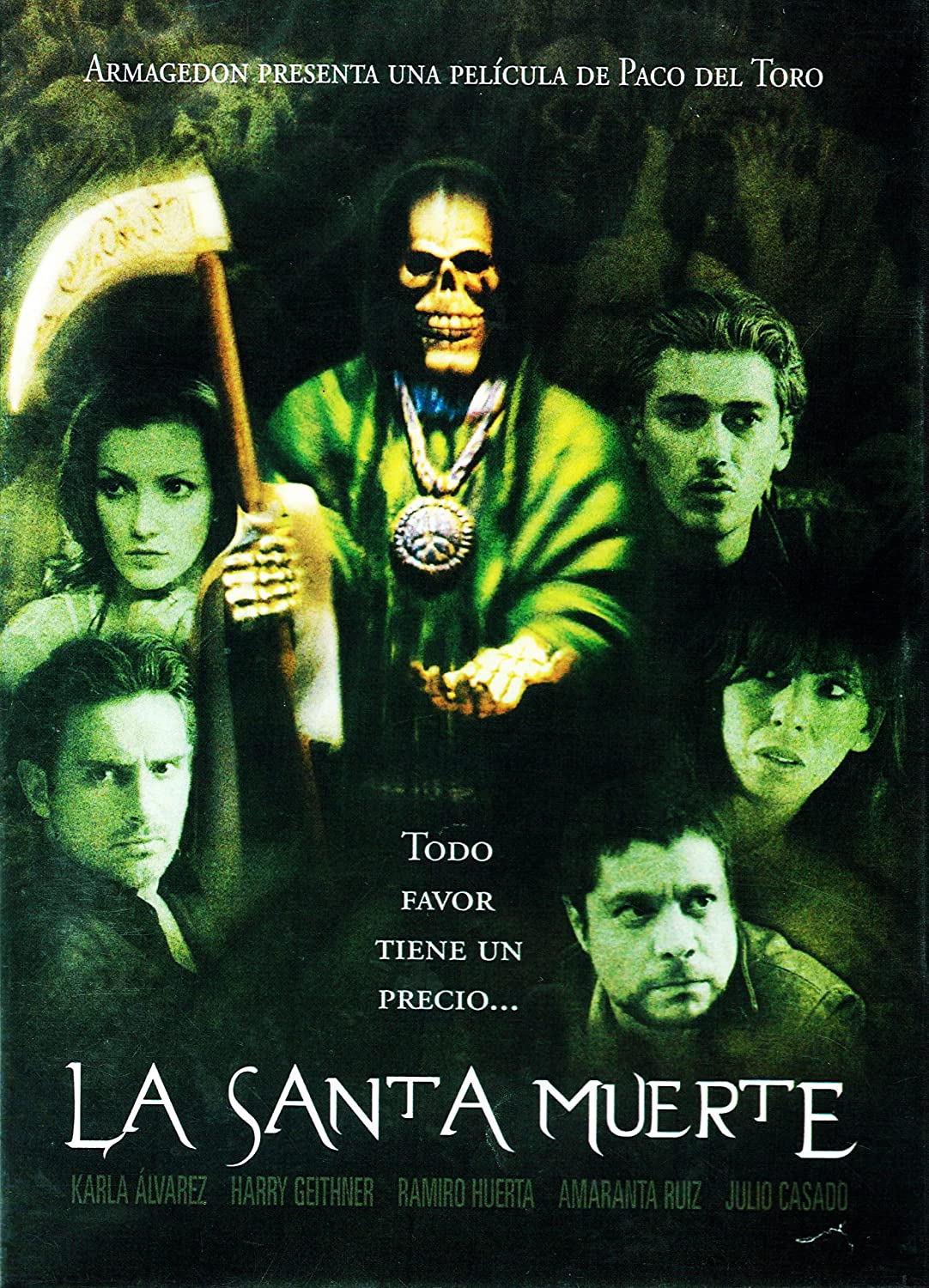 Amazon.com: La Santa Muerte: La Santa Muerte: Movies & TV