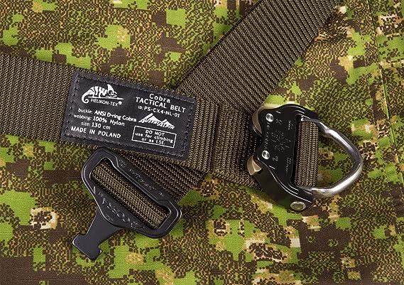 Tactical Belt Olive Green size XL 140cm Helikon-Tex Mens Cobra FC45