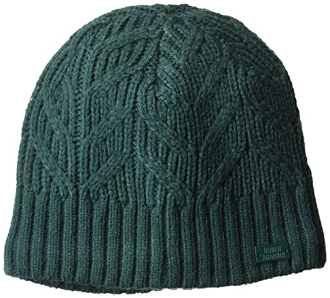Amazon.com  Under Armour Women s Around Town Beanie 7ee6b80a9a