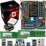 AMD Vishera FX-8350 8 Core 4Ghz, ASUS M5A78L-M USB3 Motherboard & 8GB 1600Mhz DDR3 RAM Bundle