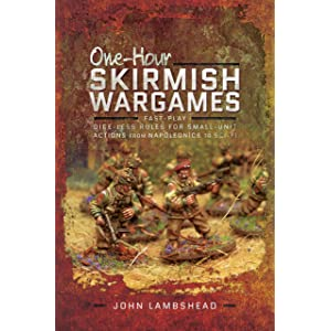 One-hour Wargames: Practical Tabletop Battles for those with limited