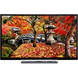 Toshiba 28W3763DA 71 cm (28 Zoll) Fernseher (HD ready, Triple Tuner, Smart TV) Schwarz