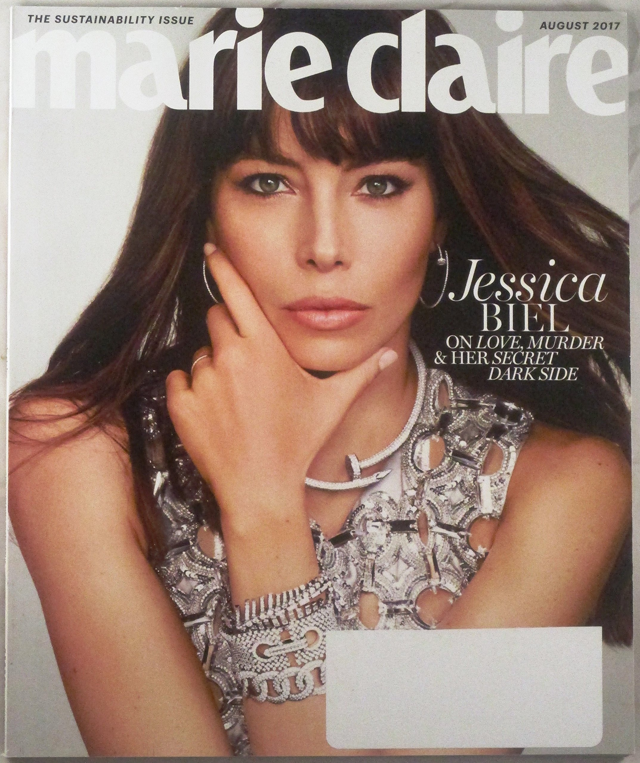 picture Jessica biel marie claire magazine us august 2019 issue