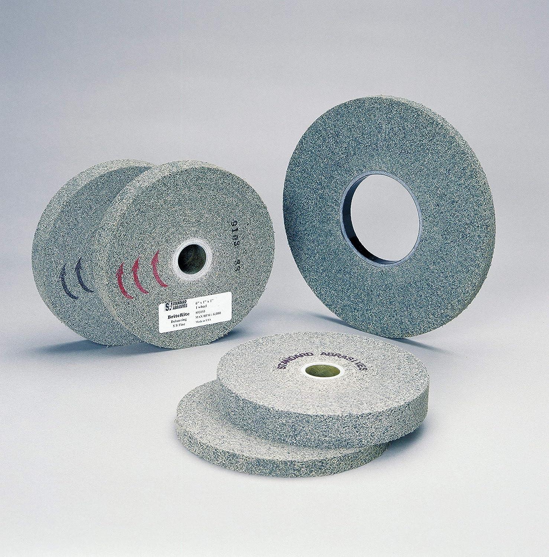 6 in x 1//2 in x 1 in 9S FIN 3M 33213 Standard Abrasives Deburring Wheel 854093