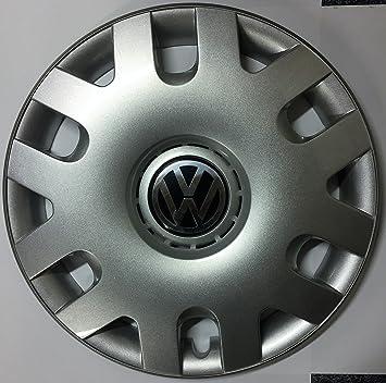 "VW Polo 15 ""Single Steel Tapacubos 6q0601147 ..."