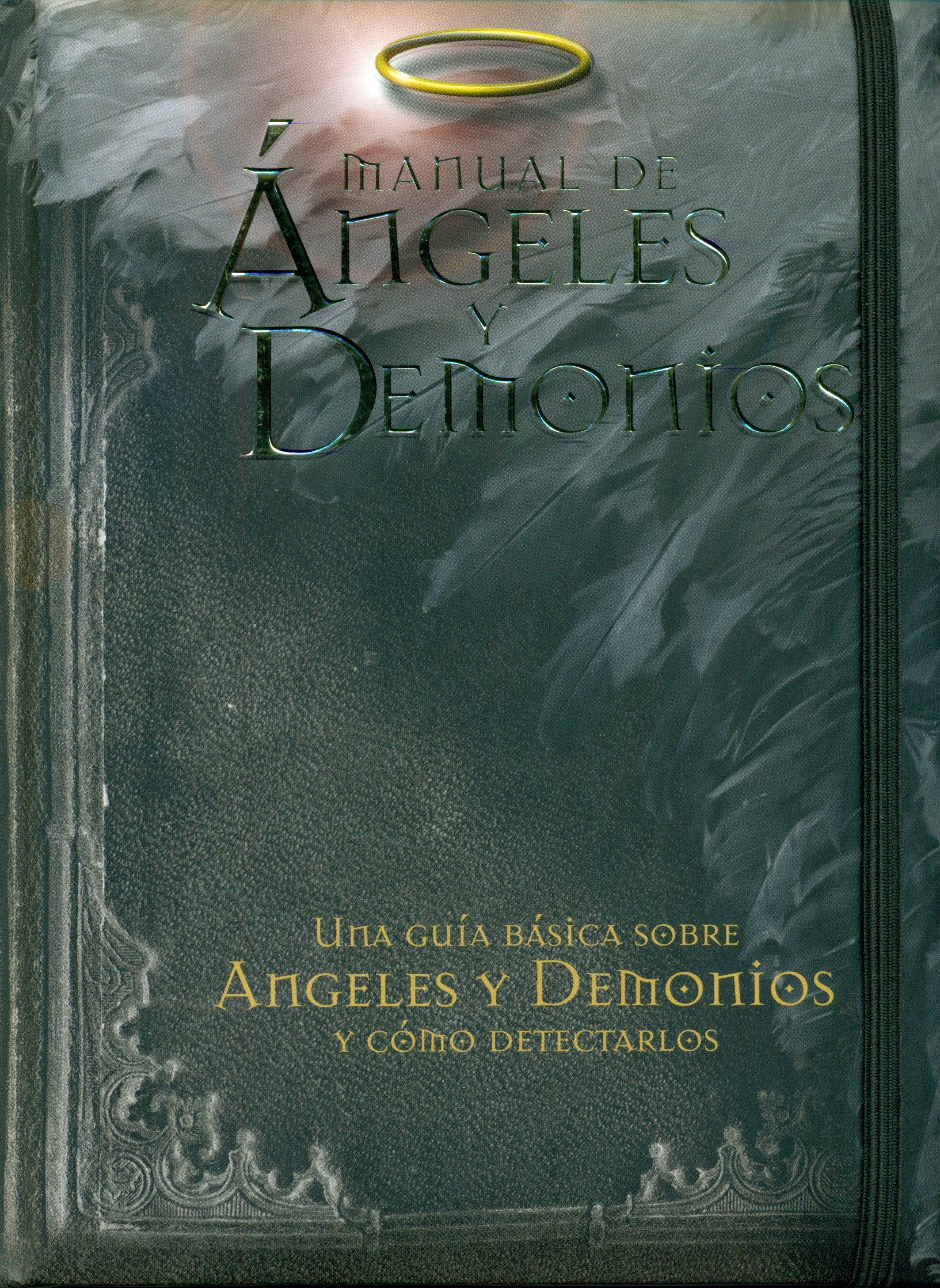 Manual de ángeles y demonios: Una guía básica sobre ángeles y demonios y cómo detectarlos: Amazon.es: AAVV: Libros