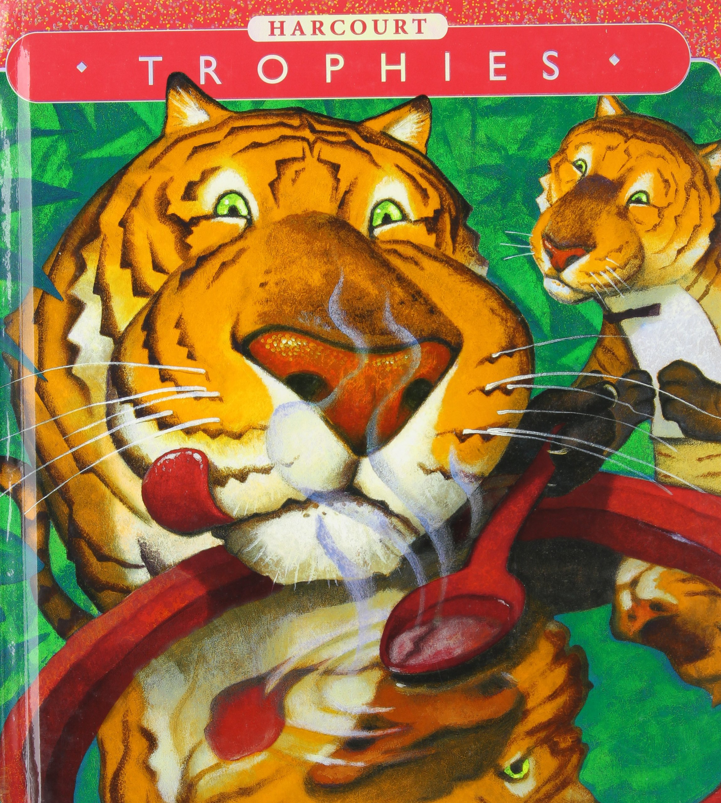 Trophies: Student Edition Grade 2 Just for You 2003