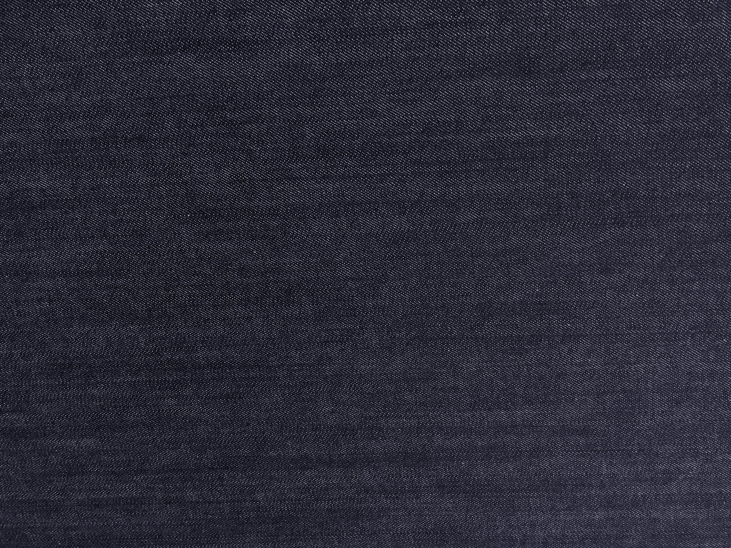 Real Jean Denim Futon Mattress Covers - Mattress Protector Slipcovers. (Twin Size, Dark Blue Denim)