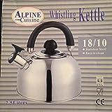 Alpine Cuisine Whistling Tea Kettle 2.5L