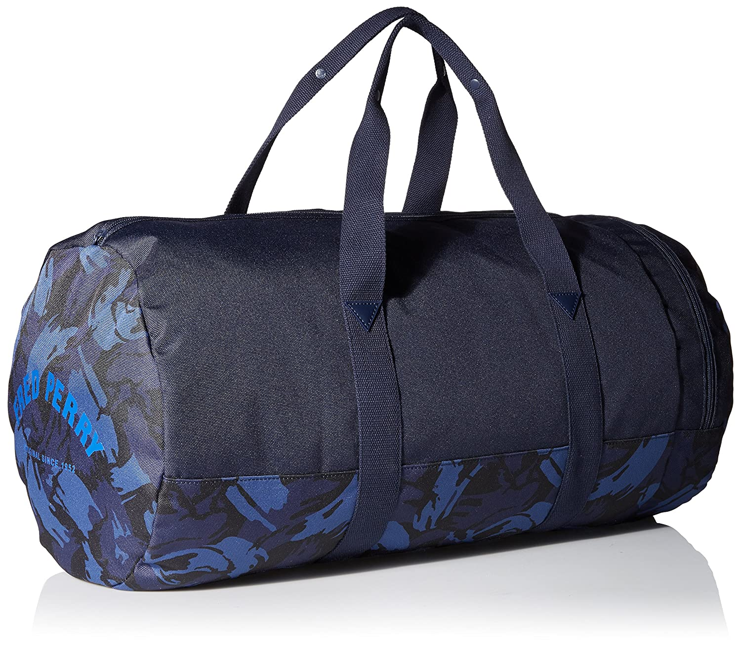 Amazon.com  Fred Perry Men s Nylon Duffle Bag 268481af9bd23