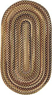 """product image for Capel Bangor Amber Rug Rug Size: Concentric 11'4"""" x 14'4"""""""