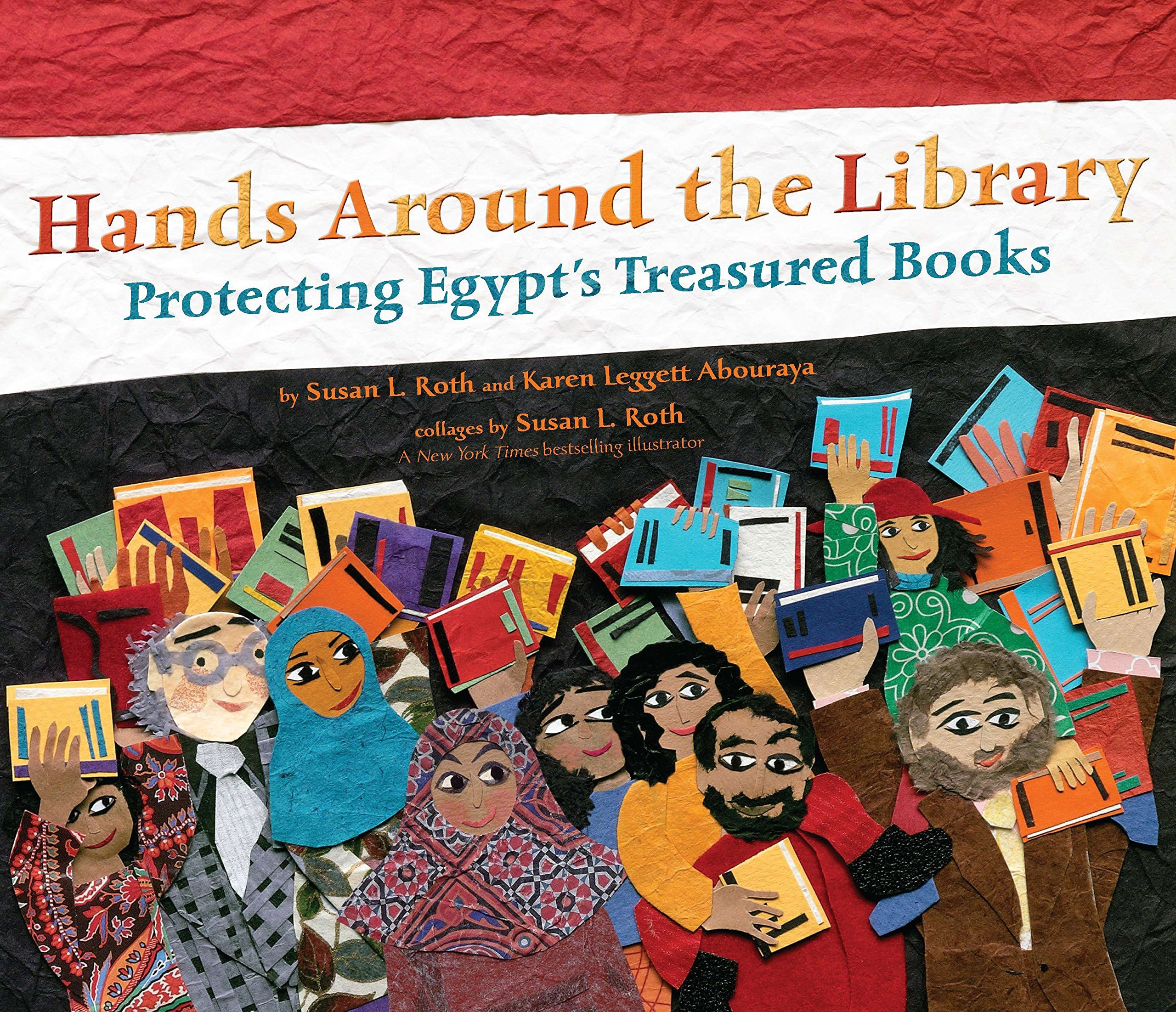 Hands Around The Library  Protecting Egypt's Treasured Books