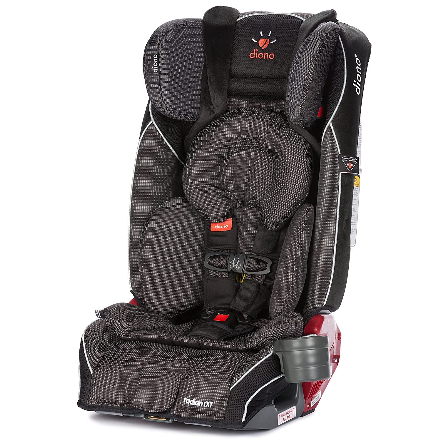 diono radian rxt storm convertible car seat reviews. Black Bedroom Furniture Sets. Home Design Ideas
