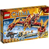LEGO Chima 70146 Flying Phoenix Fire Temple Building Toy