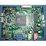Repair Kit, Hanns-G HG281D Main Board, LCD Monitor, Capacitors, Not the Entire Board