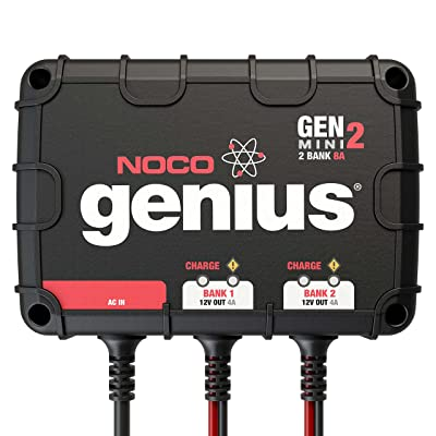 NOCO GENM2 On-Board Battery Charger