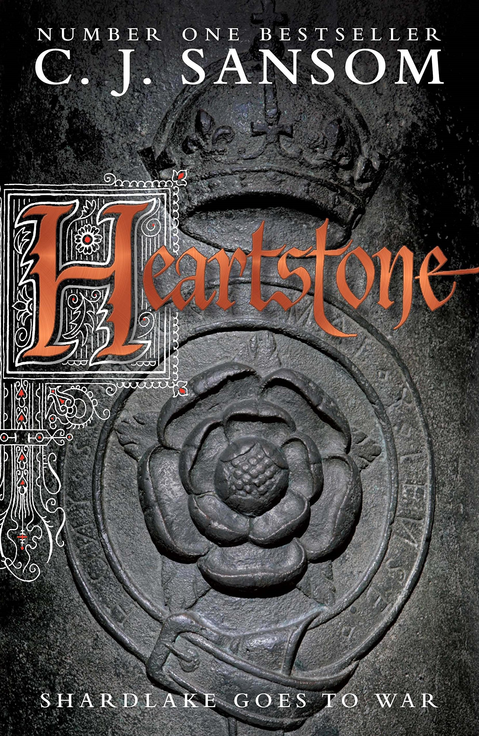 Read Online Heartstone (The Shardlake Series) ebook