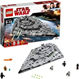 LEGO Juego de Construcción Star Wars First Order Star Destroyer (75190)