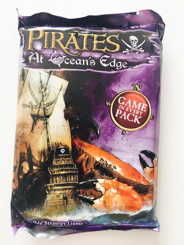 Wizkids Pirates at Ocean/'s Edge Booster Pack