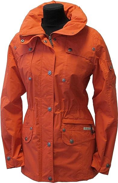 Free Spirit Damen Jacke für den Sommer Parka Funktionsjacke
