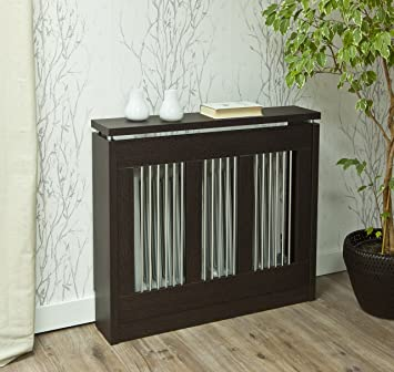Intradisa 3091 - Cubre radiador, 90 cm de Ancho wengue